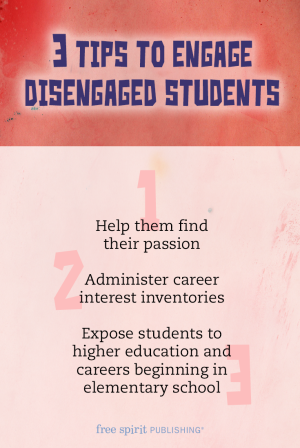 3 Tips to Engage Disengaged Students