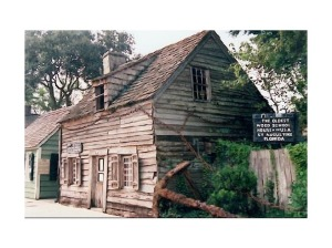 St. Augustine School House, Florida
