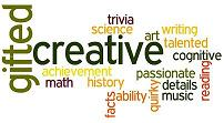 Gifted or Creative traits