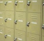 School_lockers, wikimedia commons
