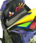 Stuffed backpack, wikimedia commons