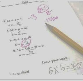 math paper © Mybaitshop | Dreamstime.com