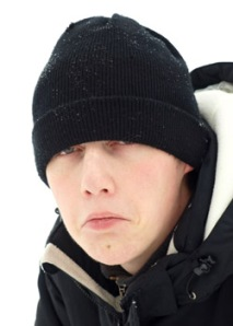 Frowning Dude ©  Dreamstime.com