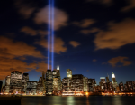 9/11  Tribute in Light. wikimedia