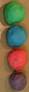 generic play dough