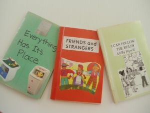 Sample Social Story Books