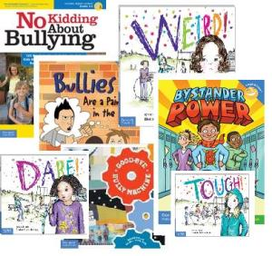 Bullying Prevention Resources giveaway