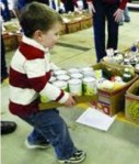School Food Drive public domain