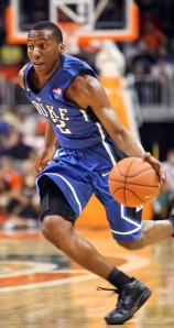 NCAA BASKETBALL 2011 - FEB 13 - Miami Hurricanes at Duke Blue Devils