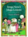 Strega Nona's Magic Lessons book cover