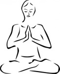 yoga_poses_stylized_clip_art_open license
