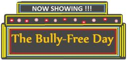 Bully Free Marquee