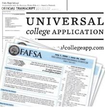 College applicaiton forms