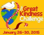 Great Kindness Challenge Week logo