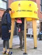 NYC little free library