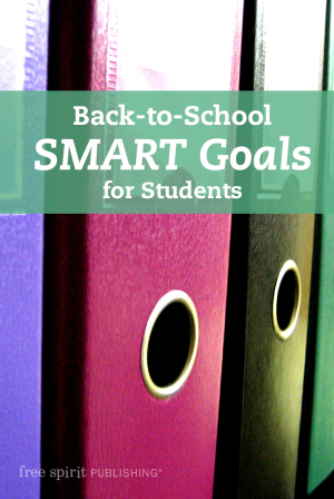 Back-to-School SMART Goals for Students
