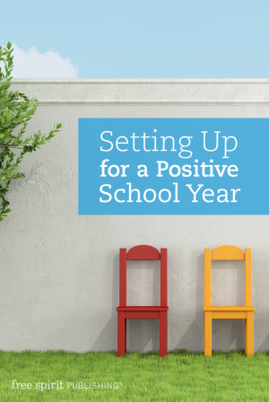 Setting Up for a Positive School Year
