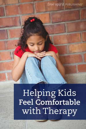 Helping Kids Feel Comfortable with Therapy