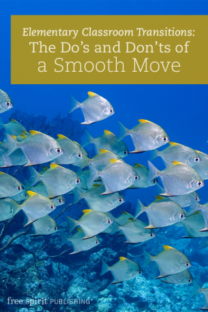 Elementary Classroom Transitions: The Do's and Don'ts of a Smooth Move
