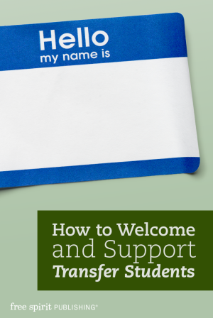 How to Welcome and Support Transfer Students