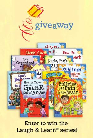 Enter to win the Laugh & Learn® series!