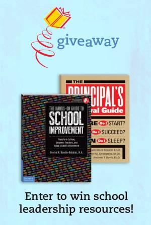 School Leadership Giveaway