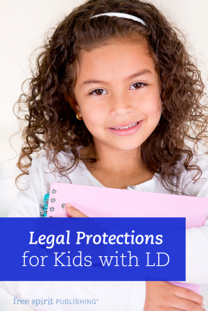 Legal Protections for Kids with LD