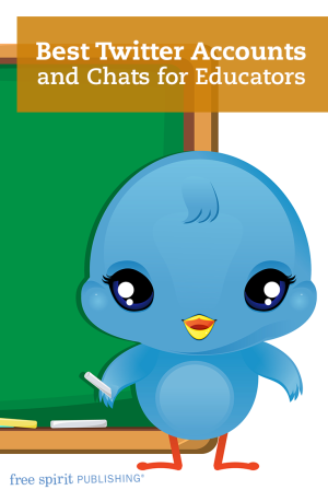 Best Twitter Accounts and Chats for Educators