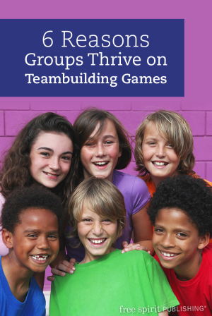 6 Reasons Groups Thrive on Teambuilding Games