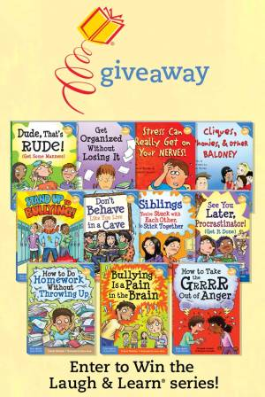 Enter to win the Laugh & Learn® series! 2017