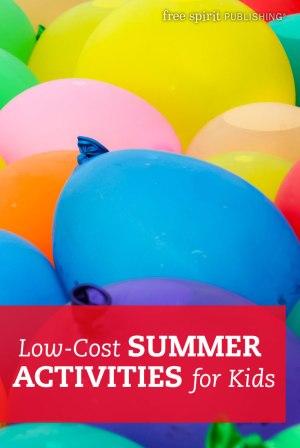 Low-Cost Summer Activities for Kids