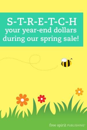 S-t-r-e-t-c-h Your Year-End Dollars During Our Spring Sale!