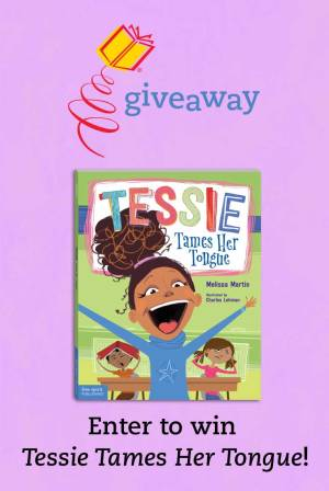 Tessie Tames Her Tongue Giveaway