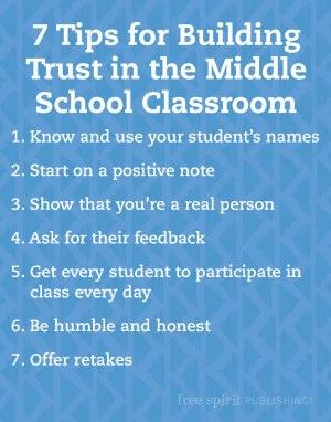 Middle School List