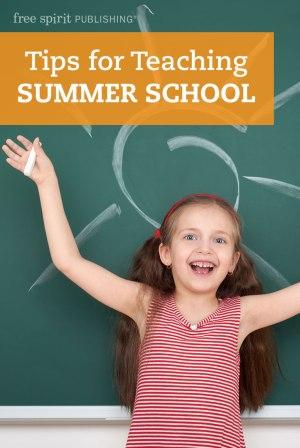 Tips for Teaching Summer School