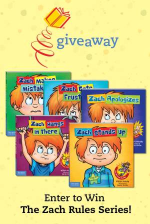 Enter to win the Zach Rules series!