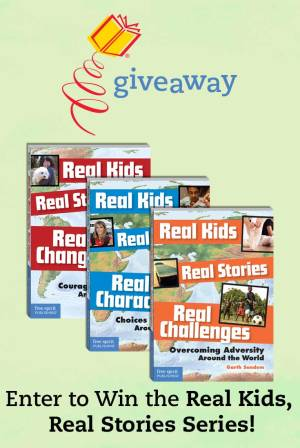 Enter to Win the Real Kids, Real Stories Series