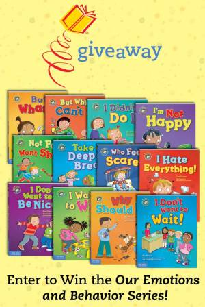 Enter to Win the Our Emotions and Behavior Series!