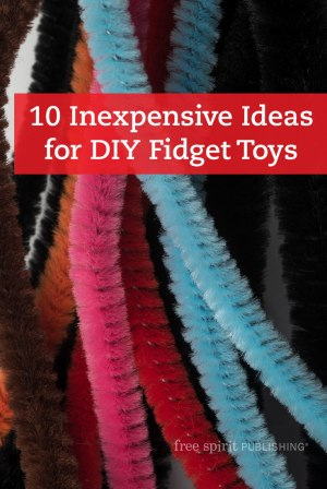 10 Inexpensive Ideas for DIY Fidget Toys