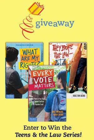 Enter to Win the Teens & the Law Series