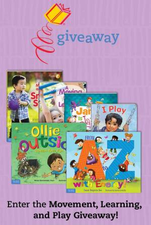 Enter the Movement, Learning, and Play Giveaway!